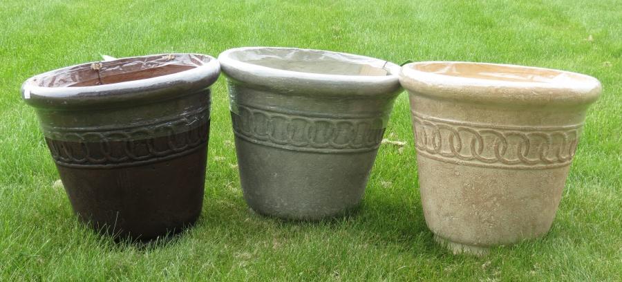 Cast Stone Planter